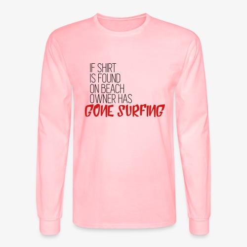 Gone Surfing - Men's Long Sleeve T-Shirt