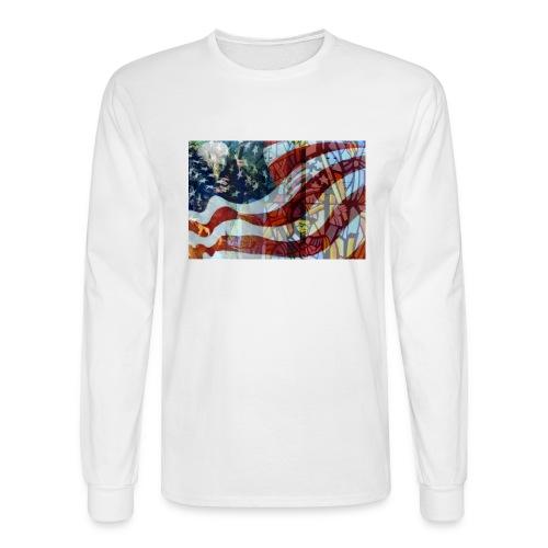 Camp Logan - Men's Long Sleeve T-Shirt