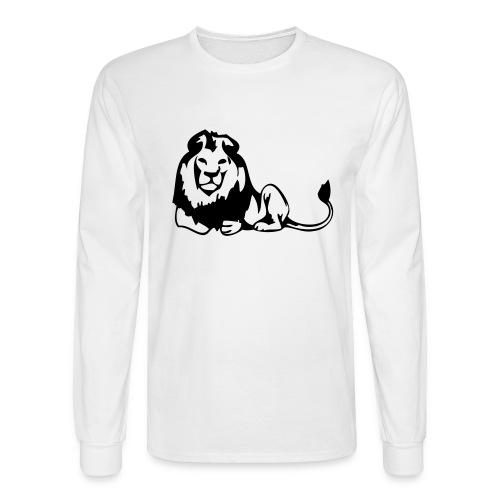 lions - Men's Long Sleeve T-Shirt