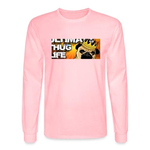 pug life - Men's Long Sleeve T-Shirt