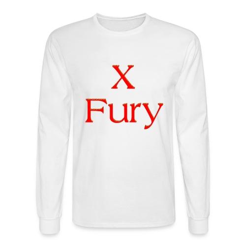 X Fury - Men's Long Sleeve T-Shirt