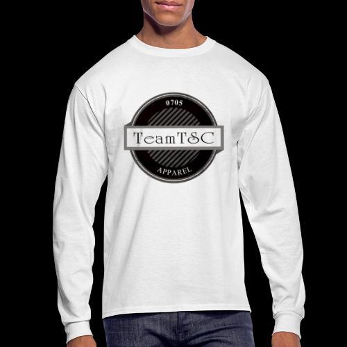 TeamTSC Badge - Men's Long Sleeve T-Shirt