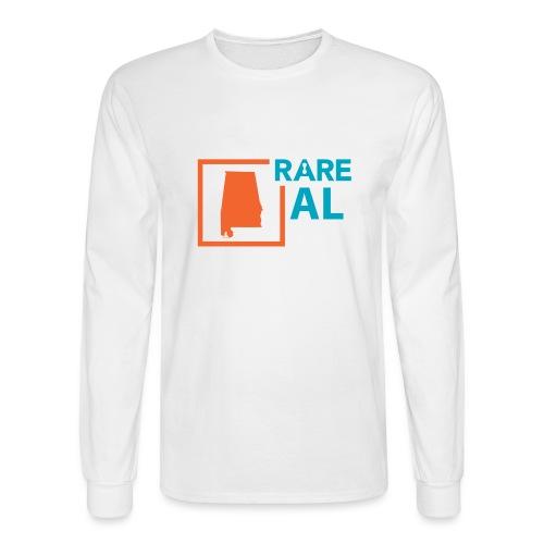 State_Ambassador_Logos_AL - Men's Long Sleeve T-Shirt