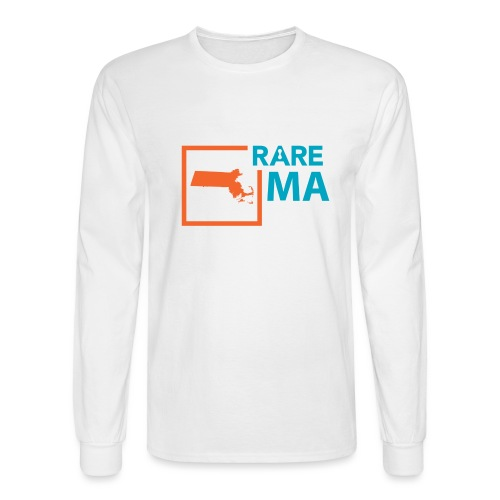 State_Ambassador_Logos_MA - Men's Long Sleeve T-Shirt