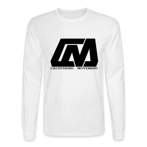 Cali Move Front black women - Men's Long Sleeve T-Shirt