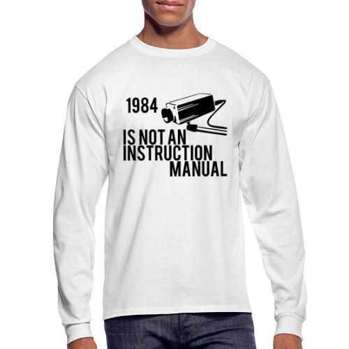 1984 - Men's Long Sleeve T-Shirt