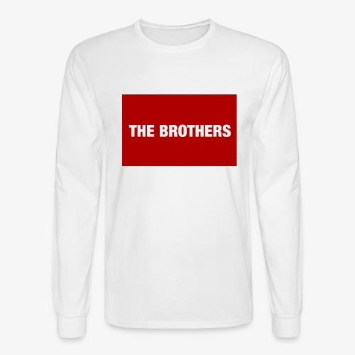 The Brothers - Men's Long Sleeve T-Shirt