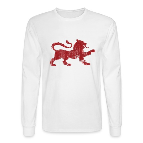 The Lion of Judah - Men's Long Sleeve T-Shirt