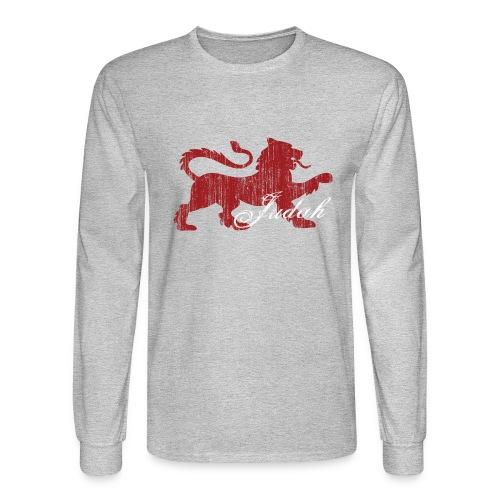 The Lion of Judah - Men's Long Sleeve T-Shirt