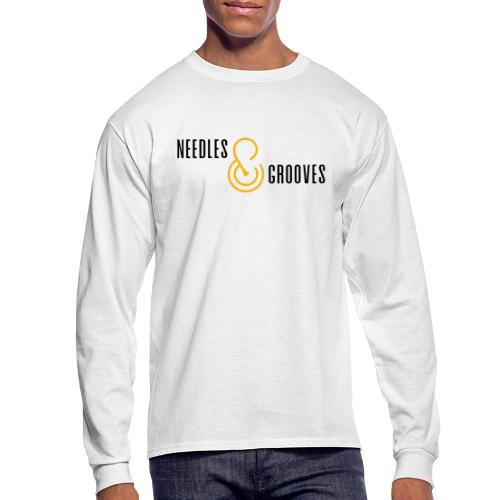 Full Logo (000000) - Men's Long Sleeve T-Shirt