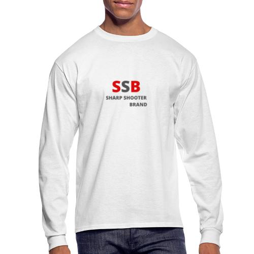 SHARP SHOOTER BRAND 2 - Men's Long Sleeve T-Shirt