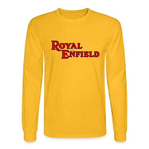 Royal Enfield - AUTONAUT.com - Men's Long Sleeve T-Shirt