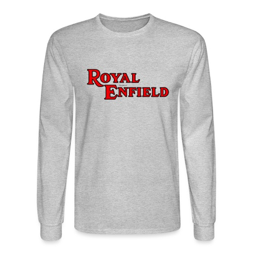Royal Enfield - AUTONAUT.com - Men's Long Sleeve T-Shirt
