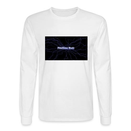 backgrounder - Men's Long Sleeve T-Shirt