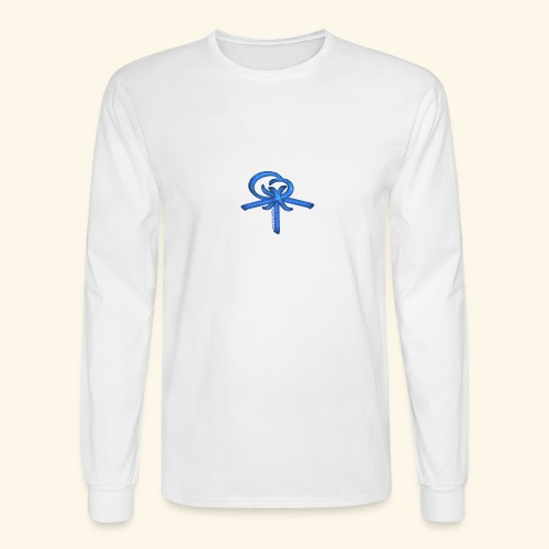Back LOGO LOB - Men's Long Sleeve T-Shirt