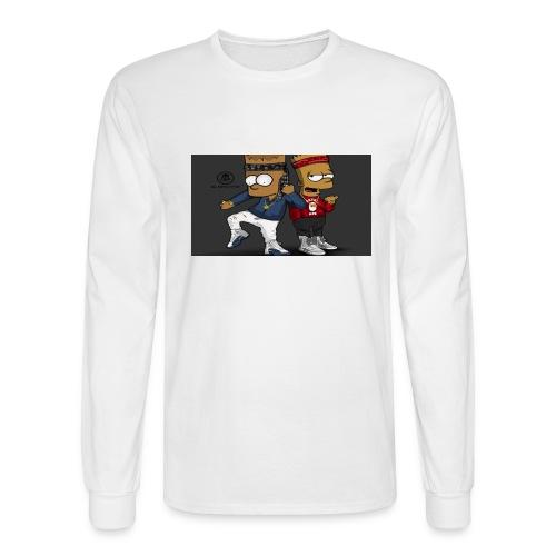 Sweatshirt - Men's Long Sleeve T-Shirt