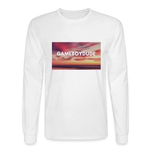 GameBoyDude merch store - Men's Long Sleeve T-Shirt