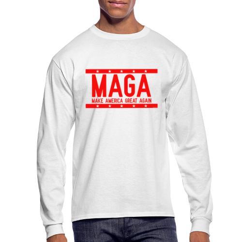 MAGA - Men's Long Sleeve T-Shirt