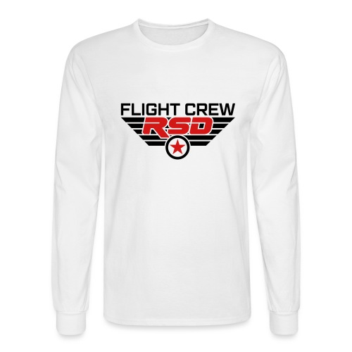 RSD Flight Crew - Men's Long Sleeve T-Shirt
