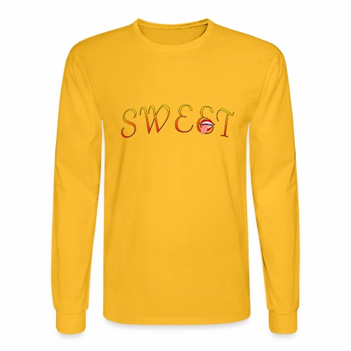 Sweet - Men's Long Sleeve T-Shirt