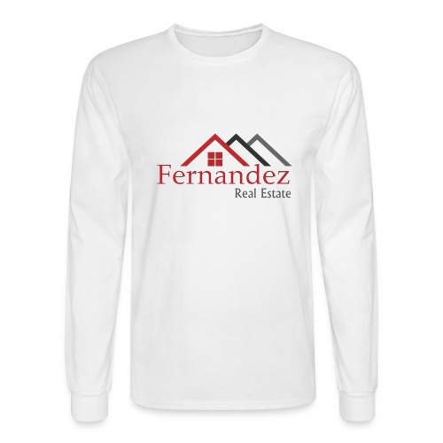 Fernandez Real Estate - Men's Long Sleeve T-Shirt