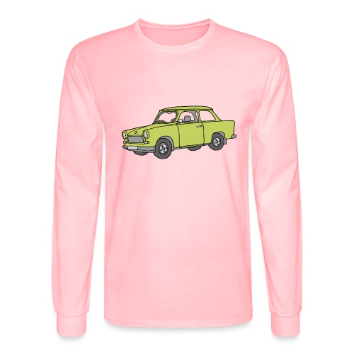 Trabant (baligreen car) - Men's Long Sleeve T-Shirt