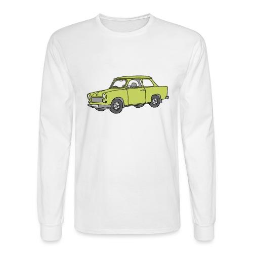 Trabant (baligreen car) - Men's Long Sleeve T-Shirt