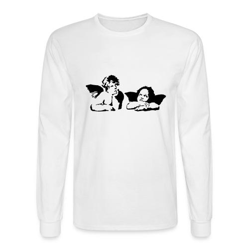 Raphael's angels - Men's Long Sleeve T-Shirt
