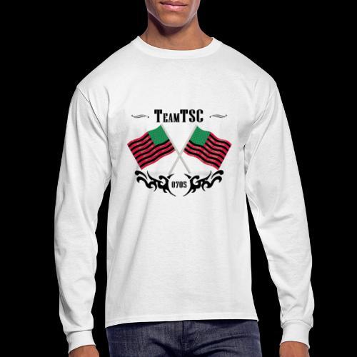 TSC 06 Flags - Men's Long Sleeve T-Shirt