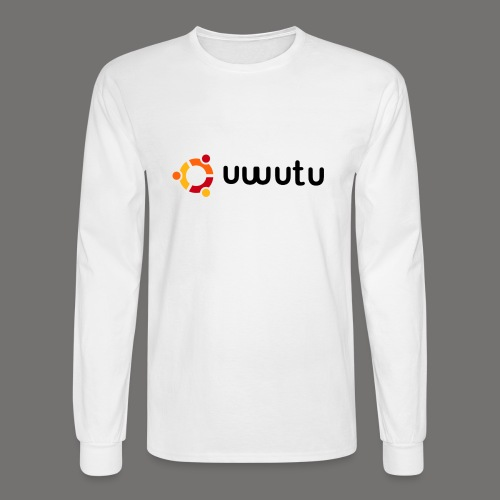UWUTU - Men's Long Sleeve T-Shirt