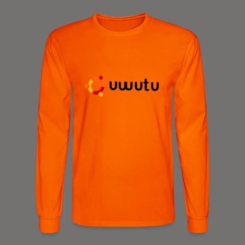 UWUTU - Men's Long Sleeve T-Shirt