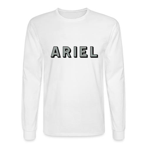 Ariel - AUTONAUT.com - Men's Long Sleeve T-Shirt