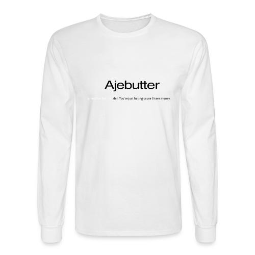 ajebutter - Men's Long Sleeve T-Shirt
