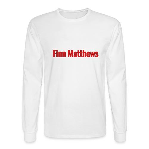 FM Logo - Men's Long Sleeve T-Shirt