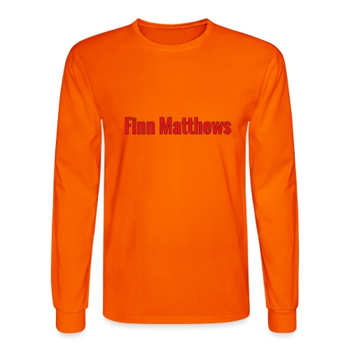 FM Logo - Men's Long Sleeve T-Shirt