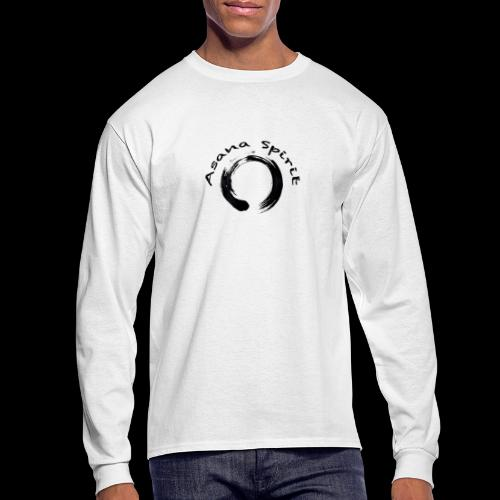 Asana Spirit - Men's Long Sleeve T-Shirt