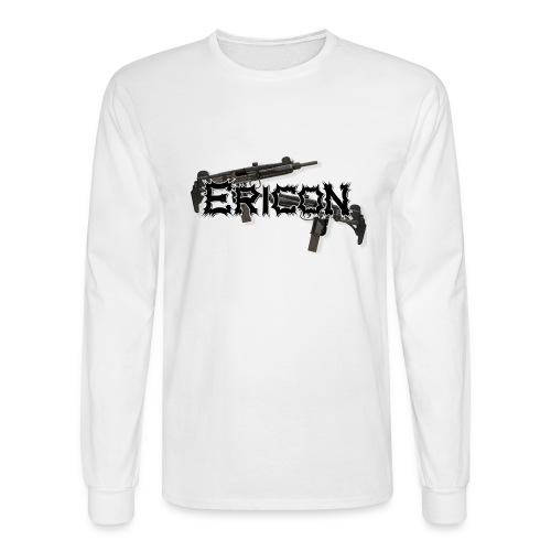 Ericon Beats Uzi Logo - Men's Long Sleeve T-Shirt
