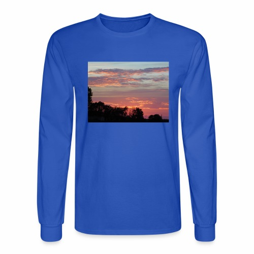 Sunset of Pastels - Men's Long Sleeve T-Shirt