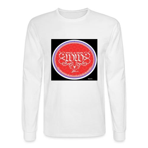 ww classic emblem red - Men's Long Sleeve T-Shirt
