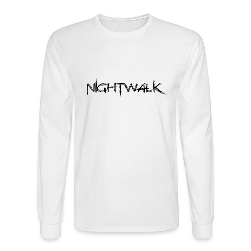 Nightwalk Logo - Men's Long Sleeve T-Shirt