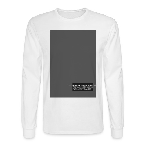 CITIES - Men's Long Sleeve T-Shirt