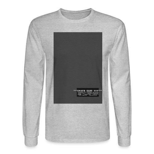 CITIES - Men's Long Sleeve T-Shirt