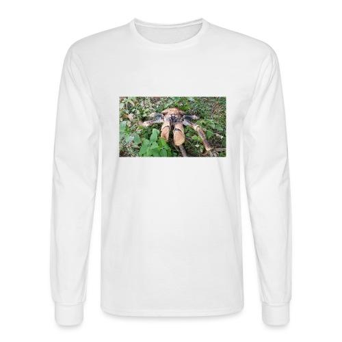 Robber Crab - Men's Long Sleeve T-Shirt