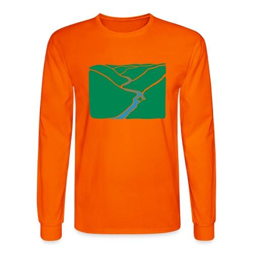 PA Grand Canyon - Men's Long Sleeve T-Shirt
