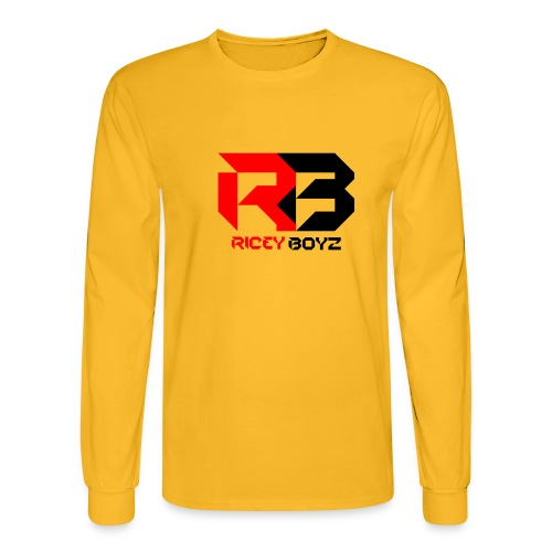 ricey12 png - Men's Long Sleeve T-Shirt