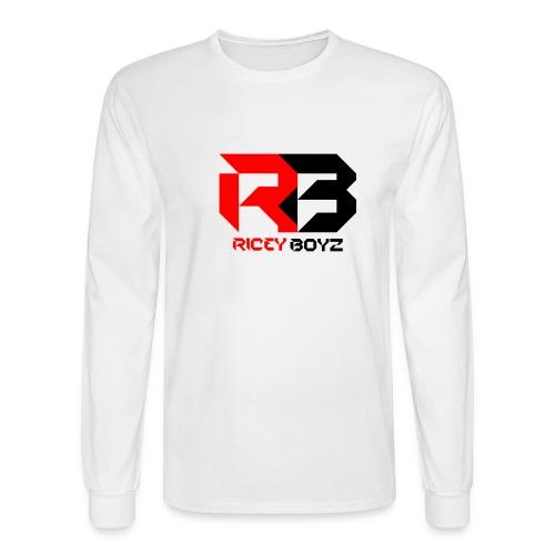 ricey12 png - Men's Long Sleeve T-Shirt