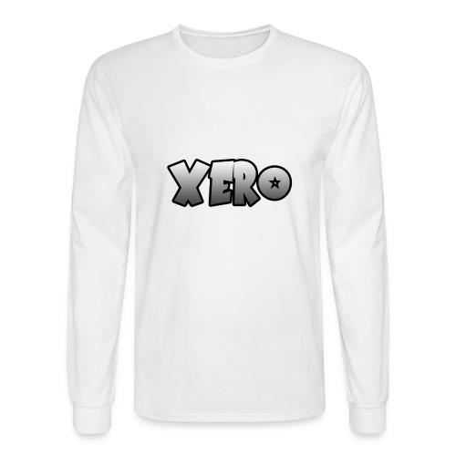 Xero (No Character) - Men's Long Sleeve T-Shirt