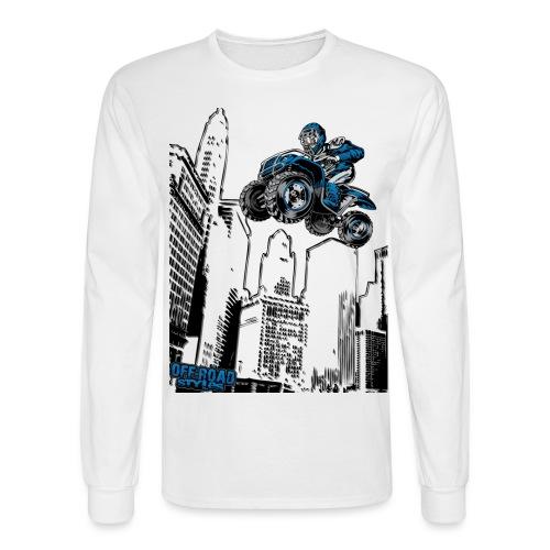 Sky-Riding Quad - Men's Long Sleeve T-Shirt