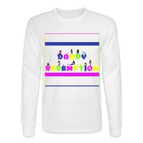 DADDY REDEMPTION T SHIRT TEMPLATE - Men's Long Sleeve T-Shirt
