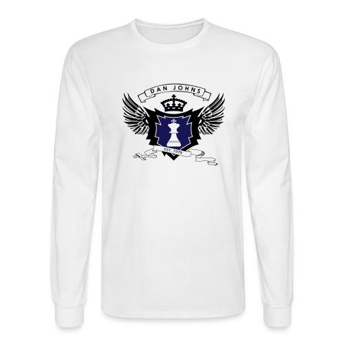 danjohnsawlogo - Men's Long Sleeve T-Shirt